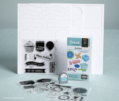 CTMH Cricut Artiste Collection