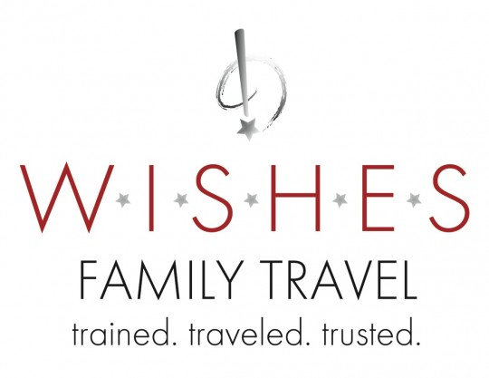 Wishes Family Travel Logo