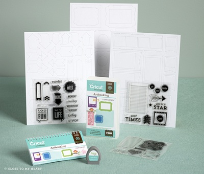CTMH Cricut Artbooking Cartridge
