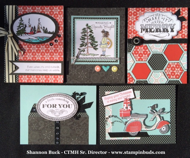 Snowhaven Cards CTMH