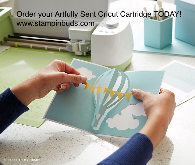Cricut Artfully Sent has officially been released!