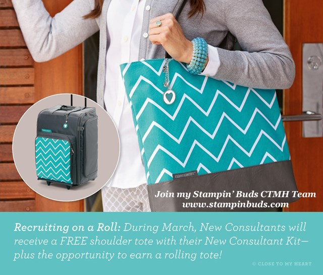 Up to $1000 in FREE CTMH goodies in March!