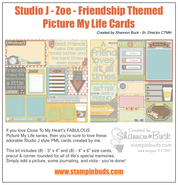 Picture My Life Zoe Paper Studio J