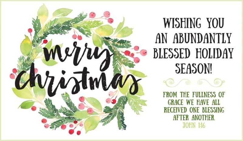 Peace, Joy & Blessings