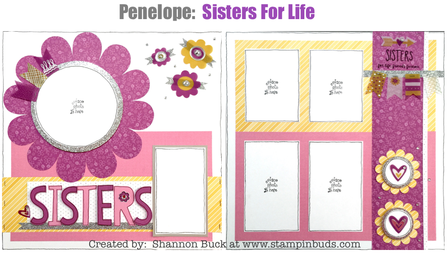 Penelope - Sisters for Life LO Kit