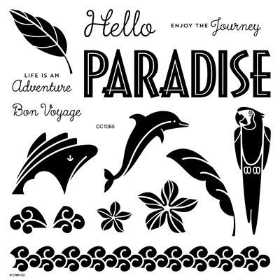 Exclusive Hello Paradise Set