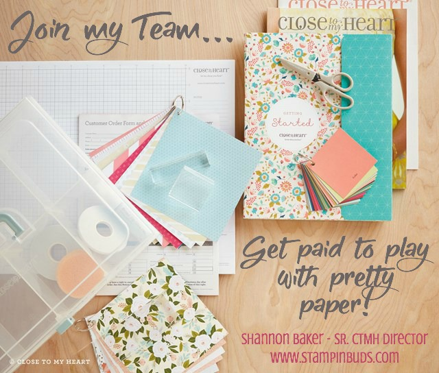 Join my CTMH Team