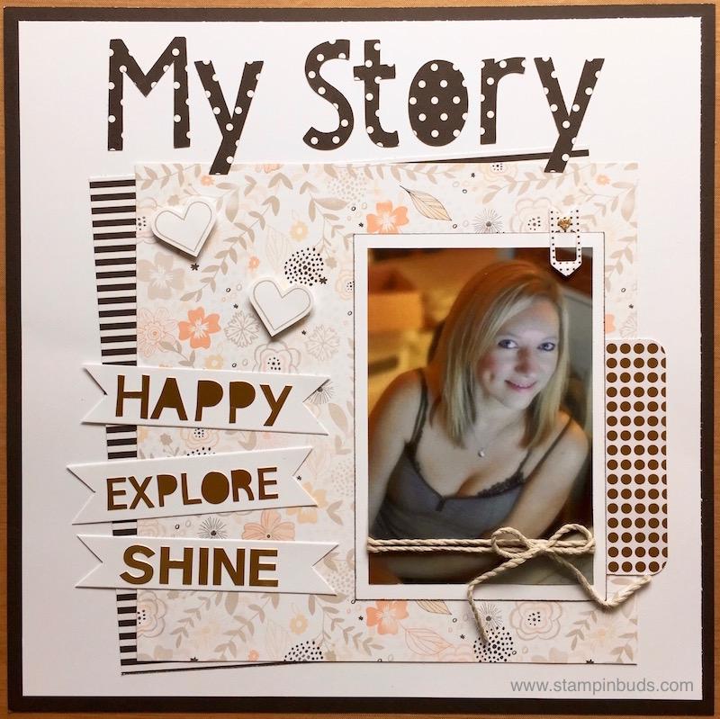 Happy Explore Shine