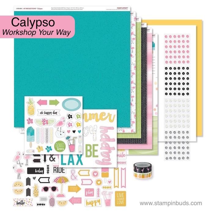 Calypso Scrapbooking Kit