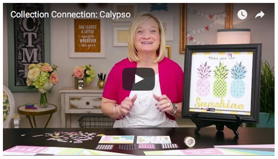 Calypso Collection Connection Video