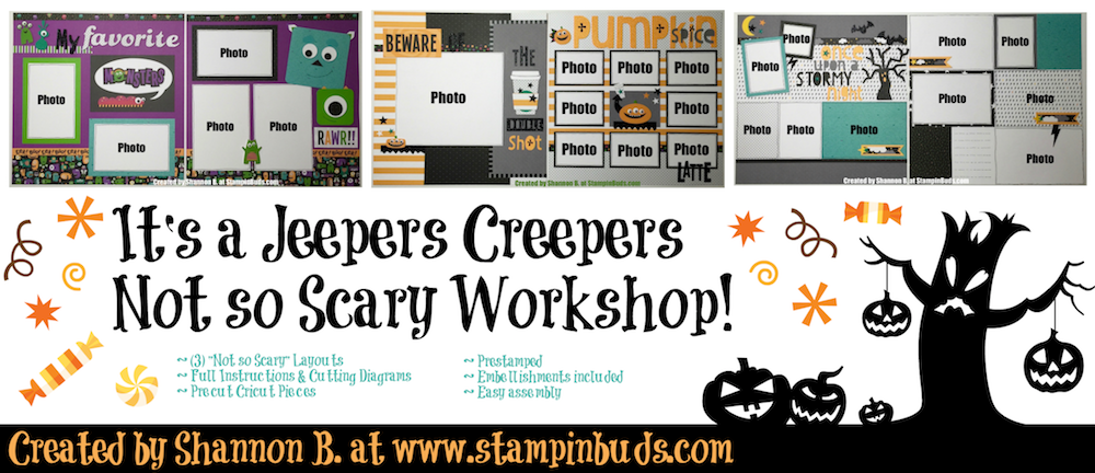 Jeepers Creepers Workshop