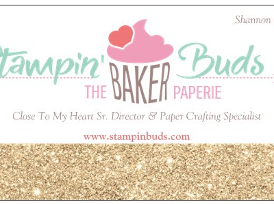 Introducing the Baker Paperie at Stampin' Buds