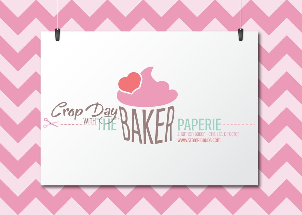 Crop Day with Stampin' Buds - the Baker Paperie