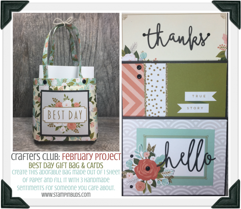 Crafters Club Project using Hello Lovely