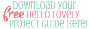 Hello Lovely Project Guide