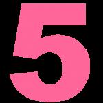 5 giveaways