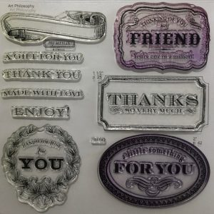 D1542 For a Friend Stamp Set