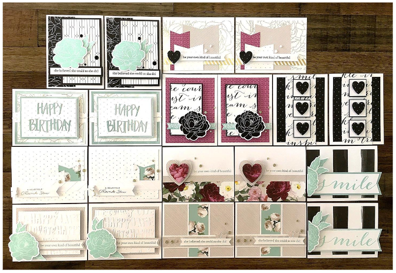 Live Beautifully 20 Card Kit