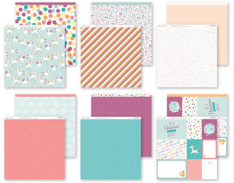 Little Dreamer Paper Pack