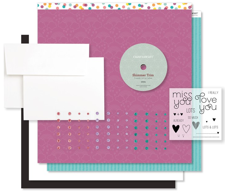 Miss You Cardmaking Kit