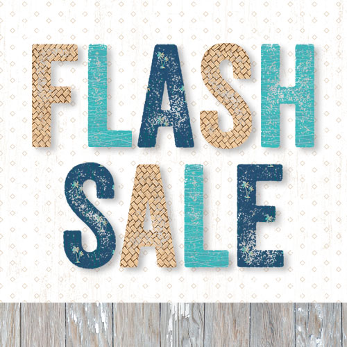 24 Hour PaperCrafting Flash Sale