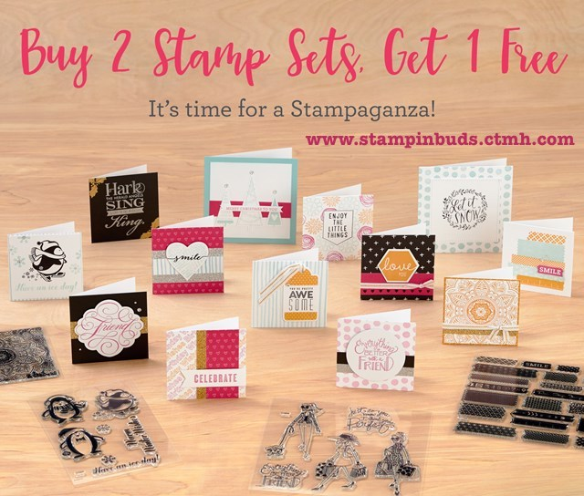 Stampaganza is Close To My Heart