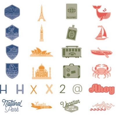 Cricut You Are Here Collection