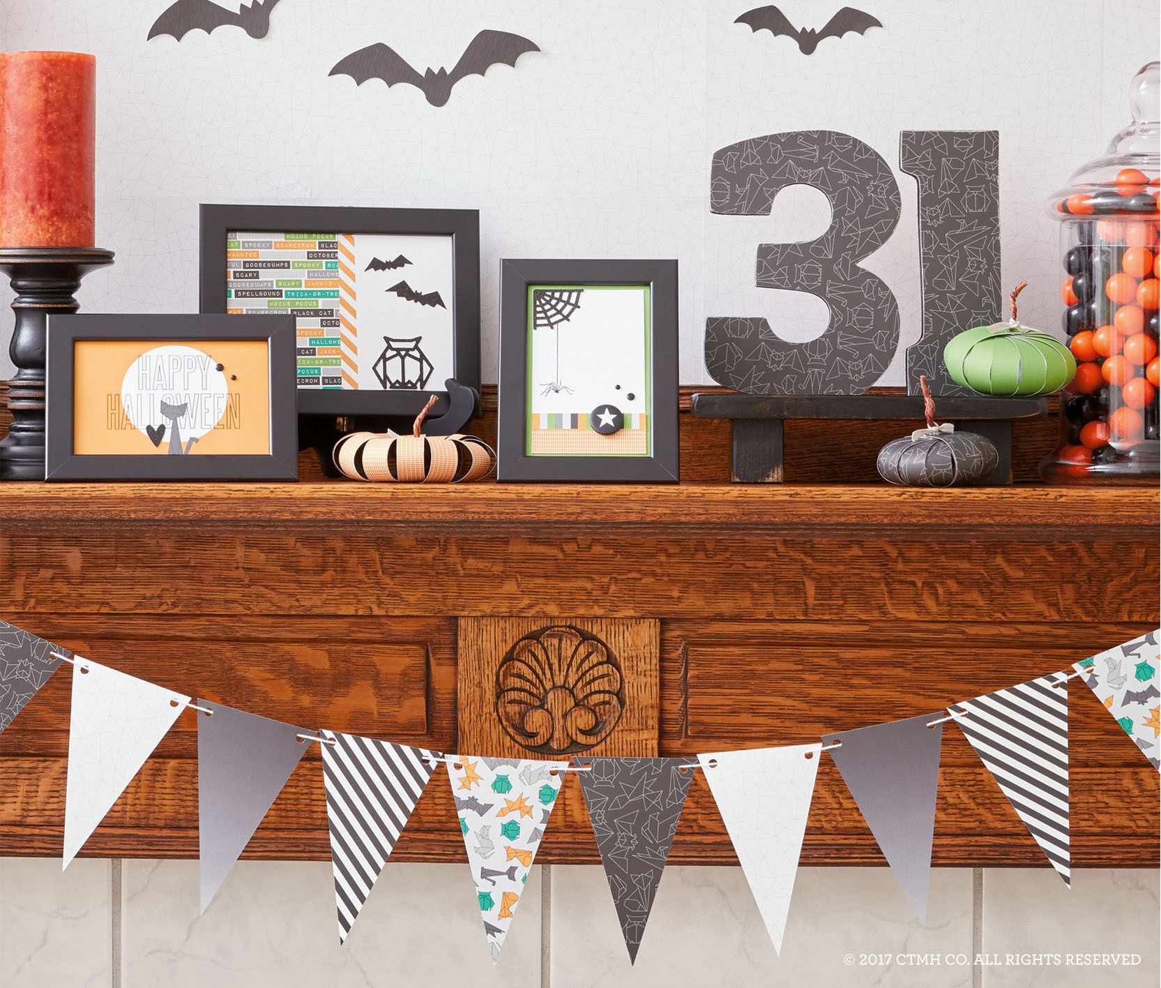 Cats & Bats Home Décor