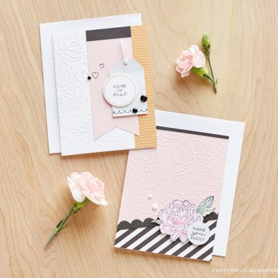 Kind Thoughts Cardmaking Kit