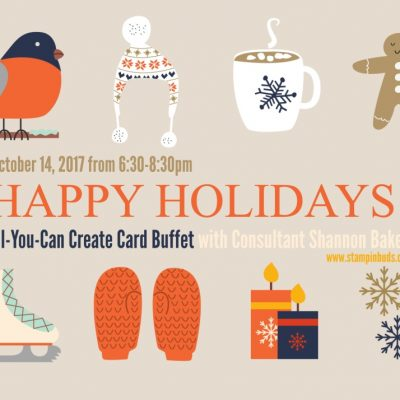 All-You-Can-Create Holiday Cards