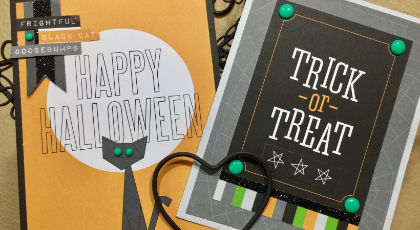 Halloween PML Quick Cards