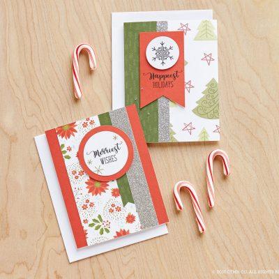 Merriest Wishes Cardmaking Kit