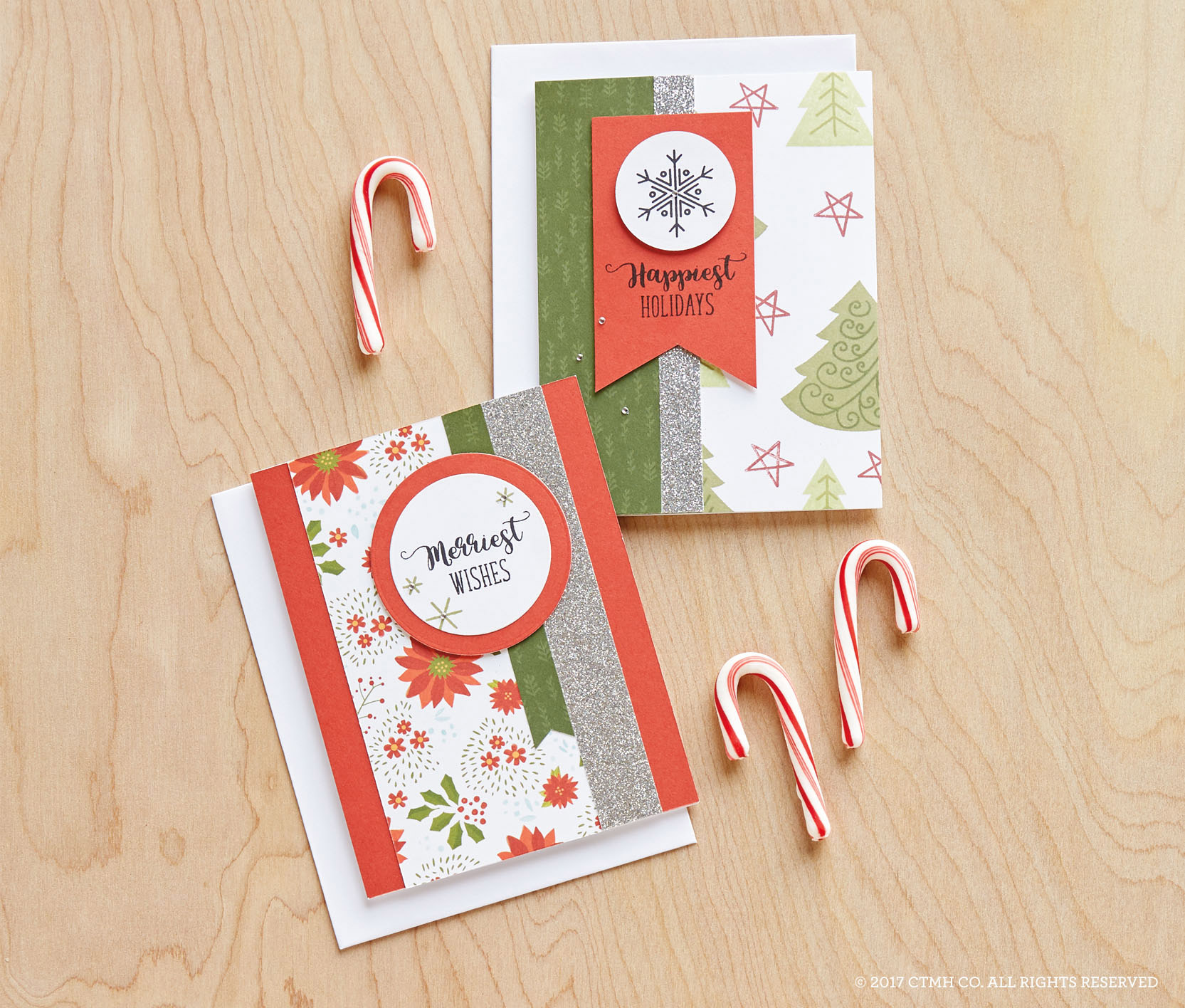 Merriest Wishes Cardmaking Kit