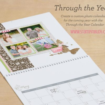 Through the Year Calendar Kit