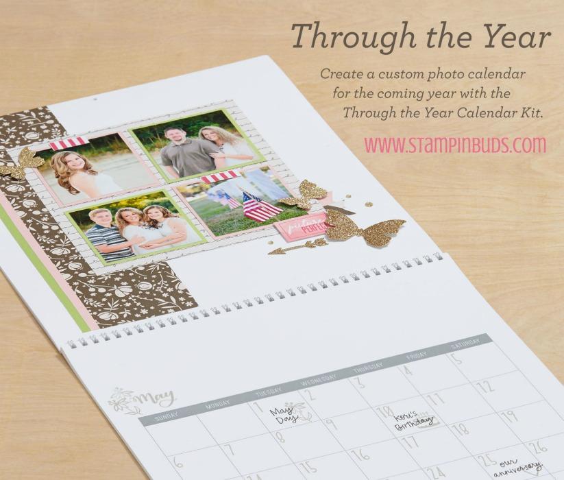 CTMH Through the Year Calendar Kit