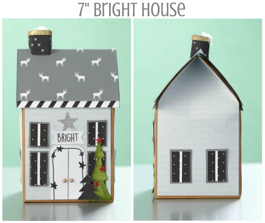 "7"" Bright House"
