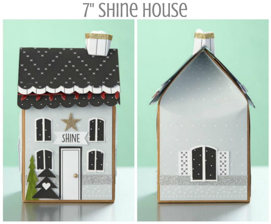 """7"""" Shiine House"""