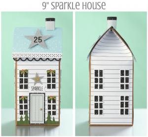 """9"""" Sparkle House"""