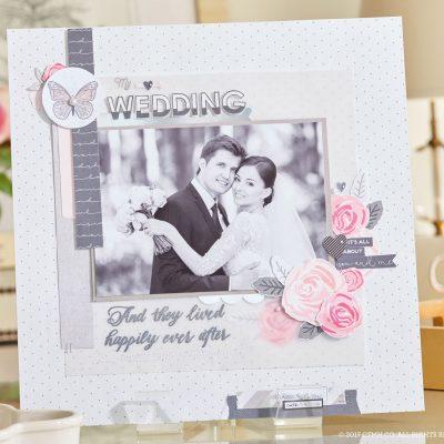 Basics Wedding Page