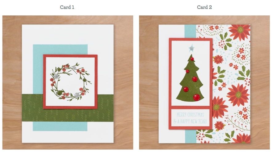 CI Beary Christmas Holiday Cards