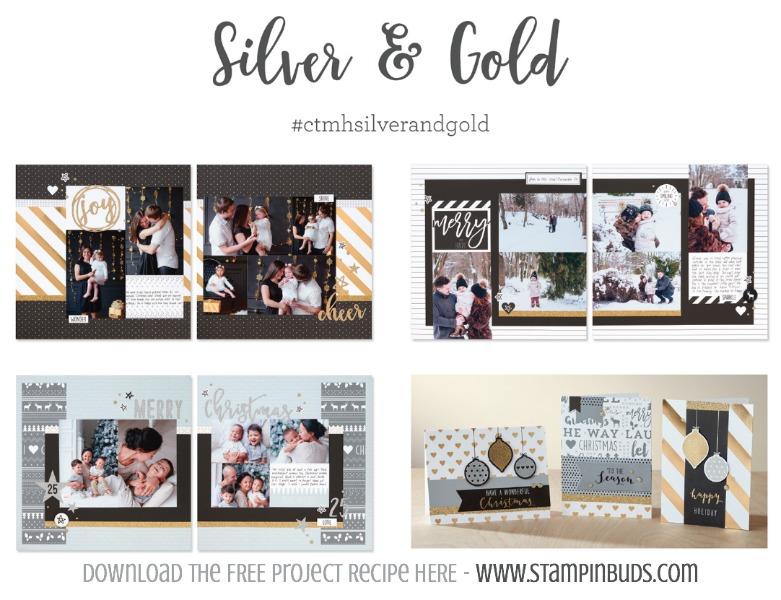 CTMH Silver & Gold WYW - FREE Recipe