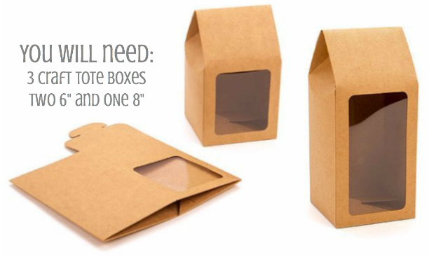 Craft Boxes