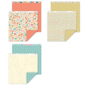 X7194B Hopscotch Paper Pack