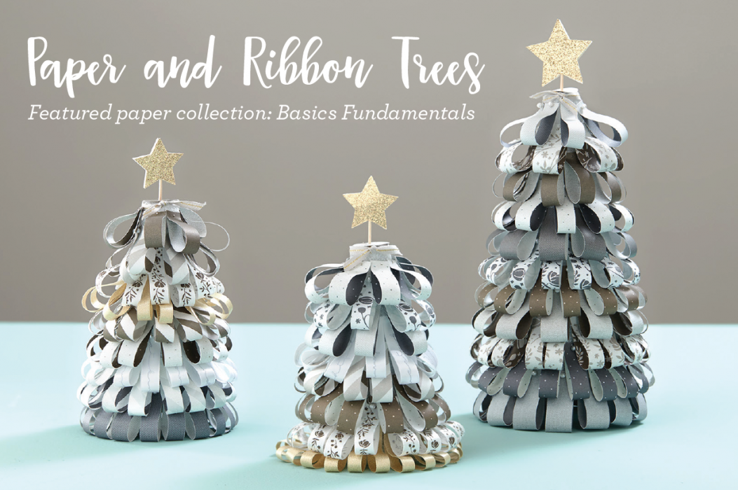 Paper & Ribbon Trees