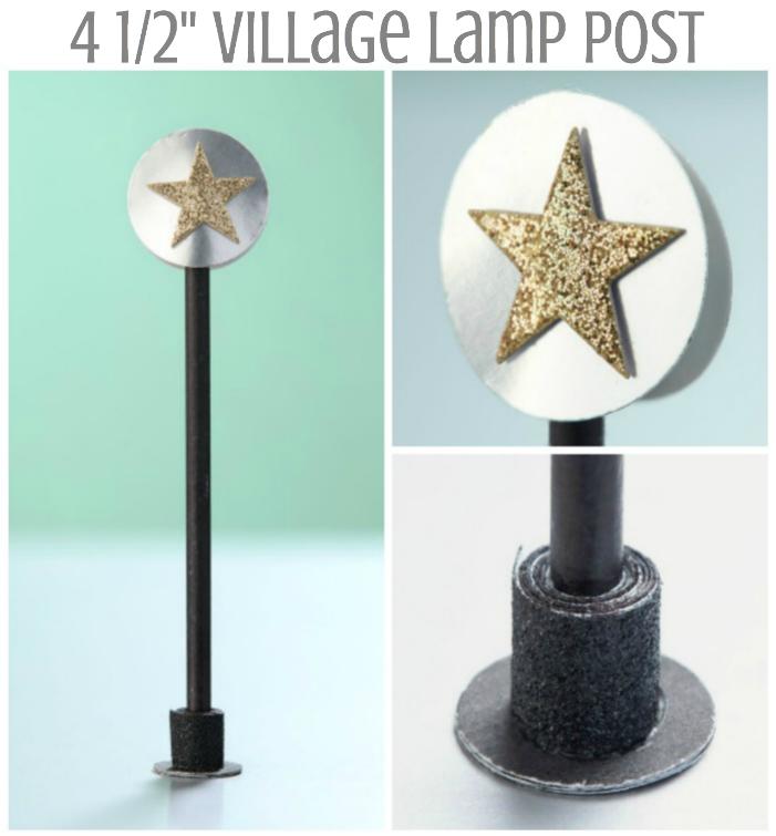 Village Lamp Post