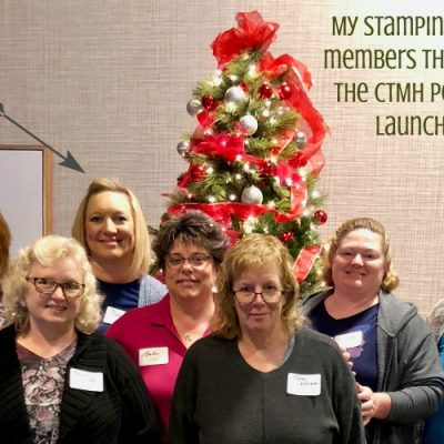 CTMH Portland Seasonal Expressions Launch for Consultants