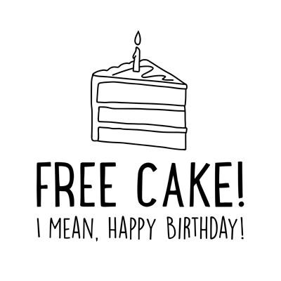 M1197 Free Cake CTMH