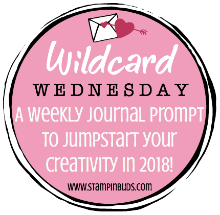 Wildcard Wednesday Journal Prompts