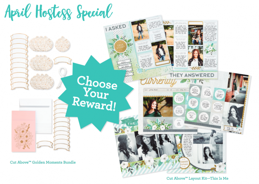 April CTMH Hostess 2018