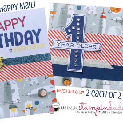 Happy Mail – Birthday Time